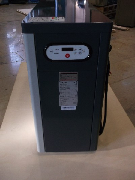 Pool-Wärmepumpe Inverter Plus 27,5 KW COP16